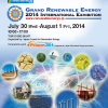 9th Grand Renewable Energy 2014 International Exhibition