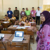 Panasonic provide Stand-Alone Solar Power Container for support educational development to elementary school in Indonesian island