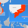Japanese Oil Firms Discovered Oil in Blocks 05-1b and 05-1c Offshore Southern Vietnam