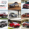 US Consumer Reports announces the 2015 People's Pick and CR Picks 10 Top