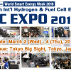 2016 FC EXPO – 12th Int'l Hydrogen & Fuel Cell Expo