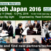 BIOtech Japan 2016 – Int'l Bio Technology Exhibition & Conference
