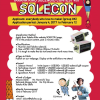 The 4th Solecon (Solenoid Contest)