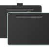 "You can immediate start into digital art with Wacom's new Intuos pen tablet ""Get Creative"""