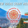 New Ideas Wanted for JAPAN Best Incentive Travel Awards 2018