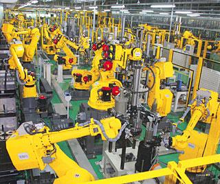 Industrial Robots – FANUC LTD