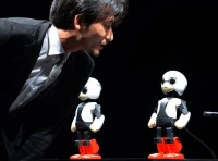 "Japan to deliver talking robot ""KIROBO"" into space with astronaut Koichi Wakata"