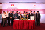 Hitachi Ltd.Co. signs an agreement with Management Authority for Urban Railways for providing electrical and mechanical equipment on Viet Nam's first Urban Railway Line 1