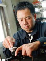 Komatsu Cutting Factory: Kazuhiro Komatsu