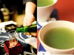 Japanese Sake and Tea
