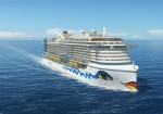 MHI: AIDA Cruise Ship