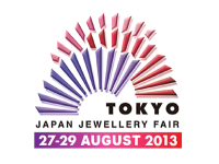 JAPAN JEWELLERY FAIR (JJF) 2013, August 27-29 in Tokyo