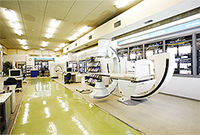 Shimadzu Corporation manufactures medical systems, analytic equipment, etc.
