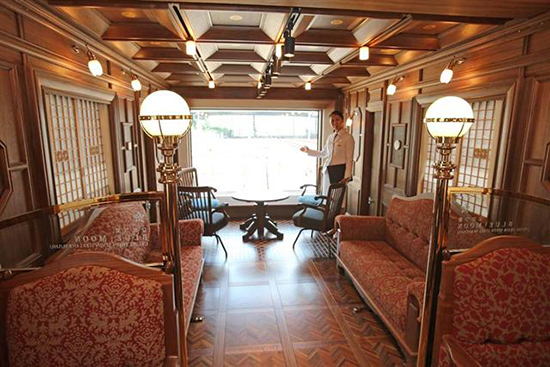 Japanese Cruise Train