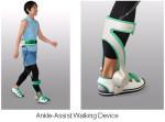 YASKAWA Electric Corporation: Ankle-Assist Walking Device