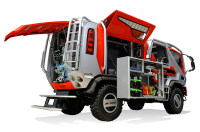 Morita Holdings Corporation – Fire Trucks and Fire Extinguishers Manufacture