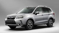Subaru Forester Awarded MOTOR TREND's 2014 Sport/Utility of the Year