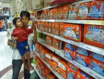 Japanese diaper manufacturers are boosting business in Asia