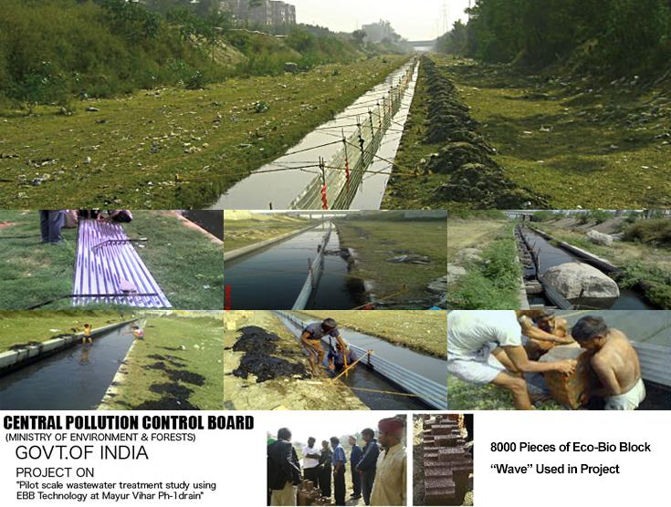 EcoBio-Block Performance Test in India