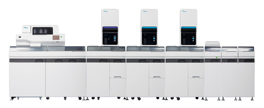 XN-Series multiparameter automated hematology analyzers