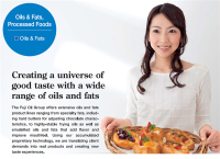 Fuji Oil Co., Ltd. – Developing and Manufacturing the Food Ingredients
