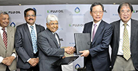 Japanese co ties up with Hyderabad-based 3F Industries for food products