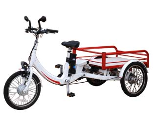Chikusui Canycom: Electric Delivery Vehicle