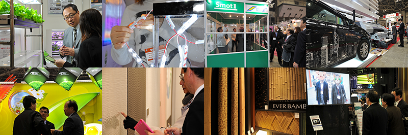 JAPAN SHOP 2014 (The 43rd International Exhibition for Shop Systems and Fixturing)