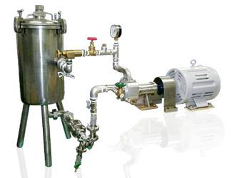 Eureka Lab Co., Ltd. - Emulsionizer