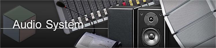 TOA Corporation: Audio System