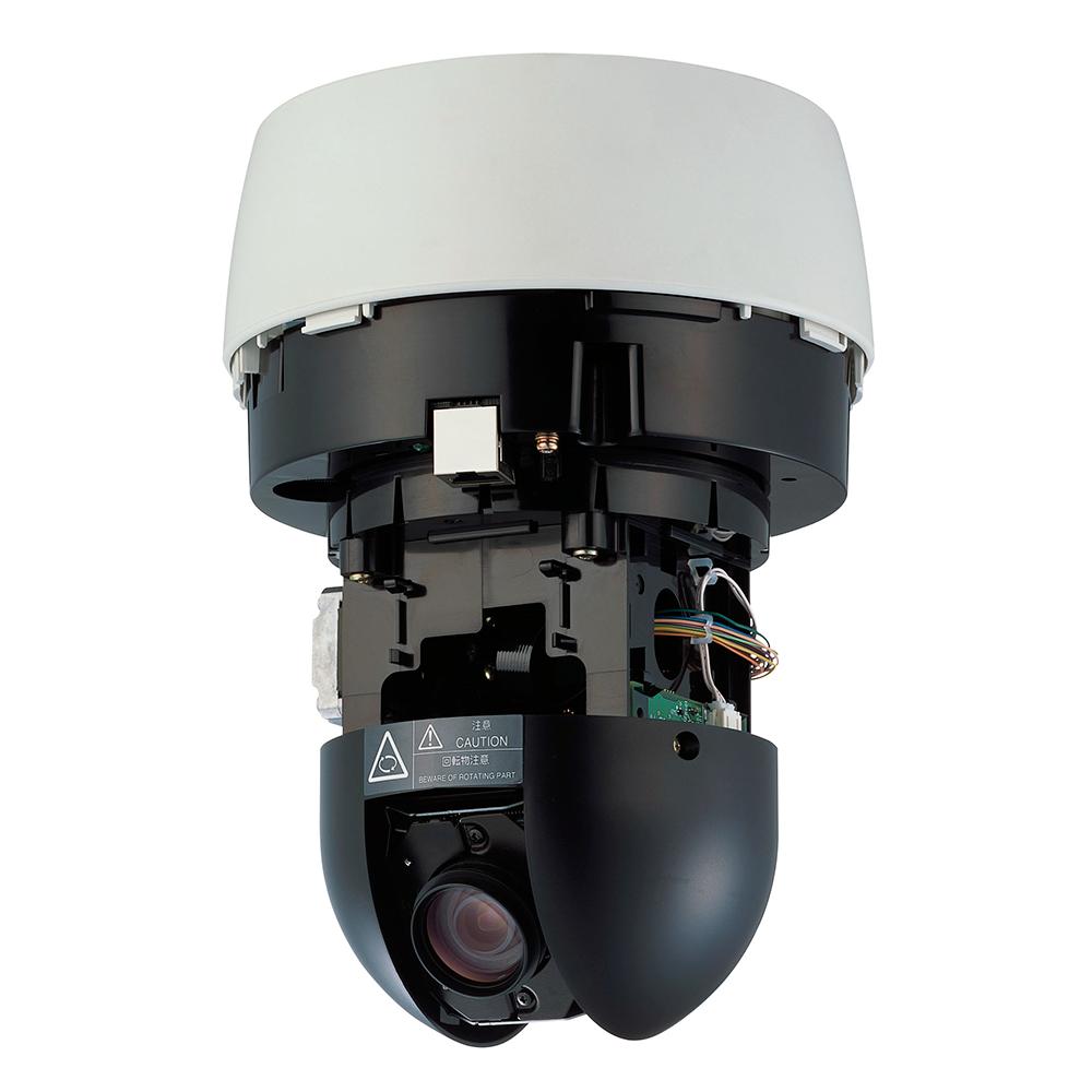 TOA Corporation: PTZ Camera Systems 01