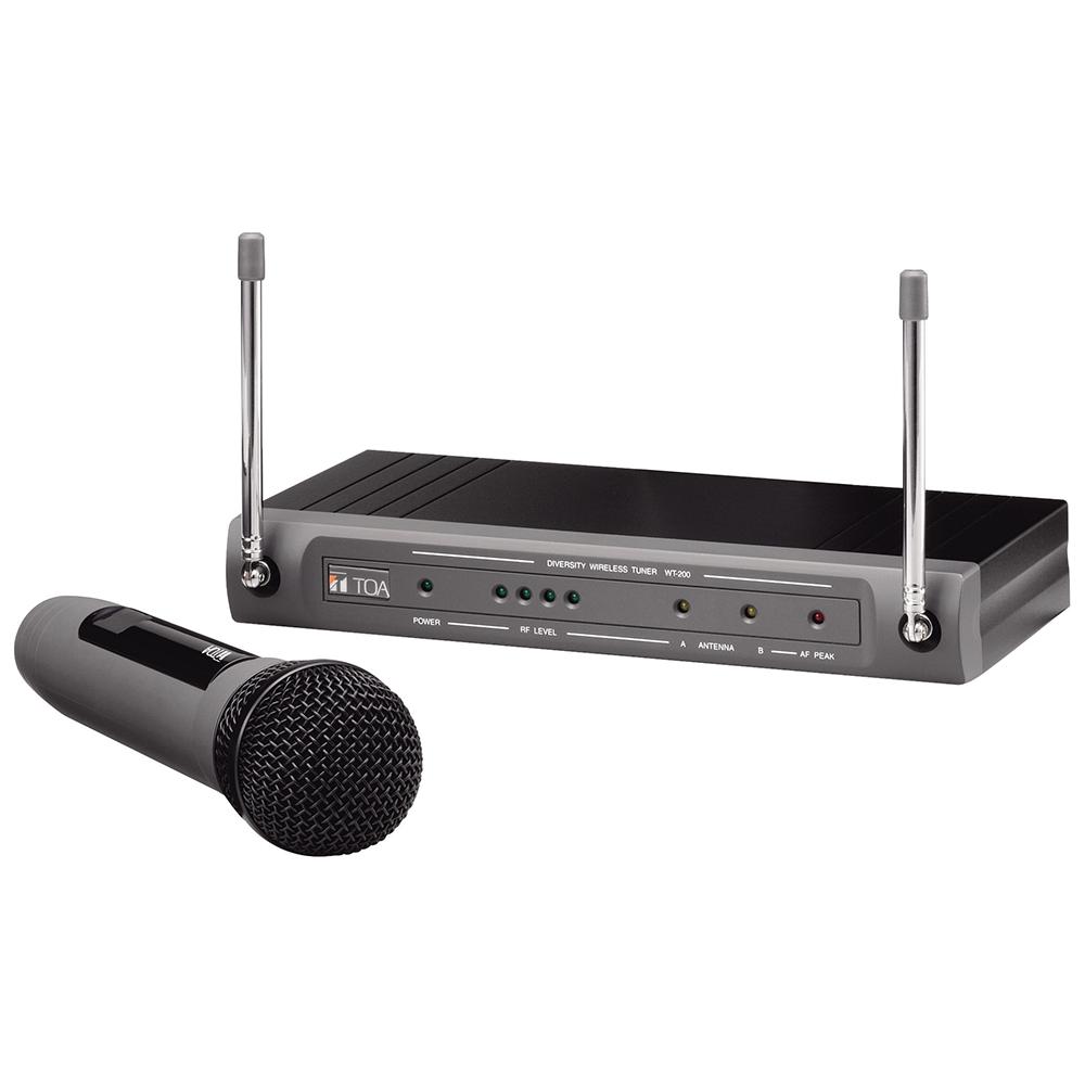 TOA Corporation: Wireless Microphones