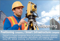 Topcon Corporation – Manufacturer of infrastructure, positioning and optical equipments