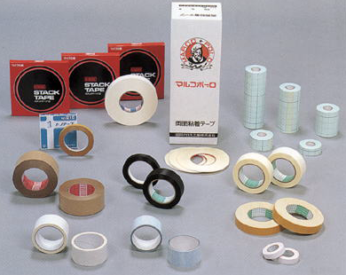 Fukuoka Cloth Industry Co., Ltd. - Pressure Sensitive Adhesive Products and Other functional products