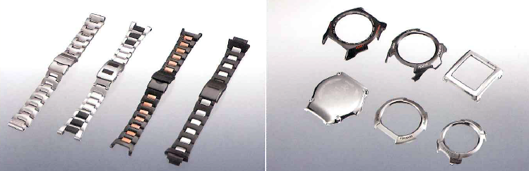 Nihon Seimitsu Co., Ltd. - Watch
