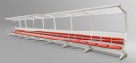 2014 FIFA World Cup Brazil Benches - Asahi Glass Co., Ltd.
