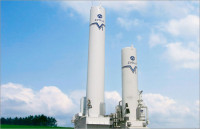 Air Water Plant & Engineering Inc. – Manufacturing of gas supply systems and gas plants