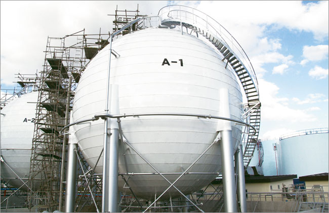 Air Water Plant & Engineering Inc. - Low Large scale Plant Engineering
