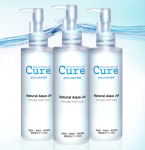 "Japan most popular skin care product ""Cure Natural Aqua Gel"" is being sold one in every 12 sec"