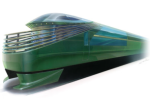JR West - New Sleeper Train - Concept Image