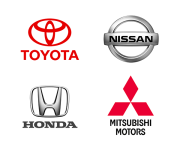 Toyota, Nissan, Honda and Mitsubishi Motors established the charging company