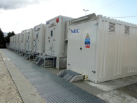 Japanese electronics maker NEC to expand largest renewable energy storage system in Europe