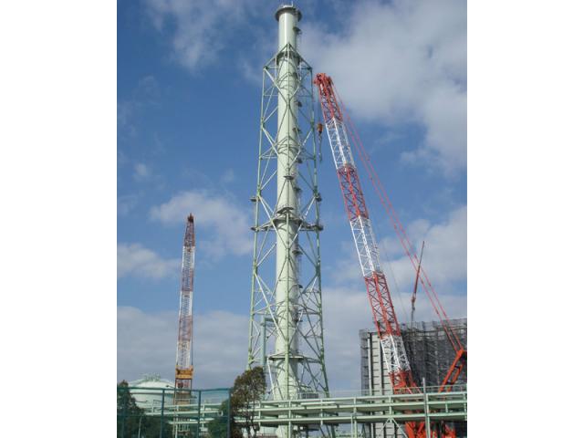 Shiraishi Iron Works Co., Ltd. - Chimney Pipes