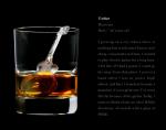 Suntory Whisky 3D on the Rocks - Guitar