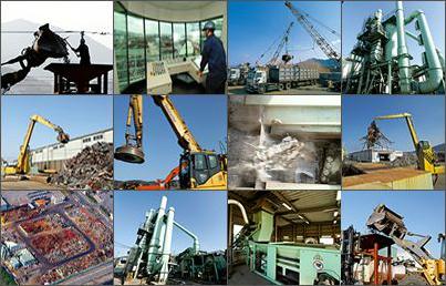 Takeda Shokai Co., Ltd. - Metal Recycling
