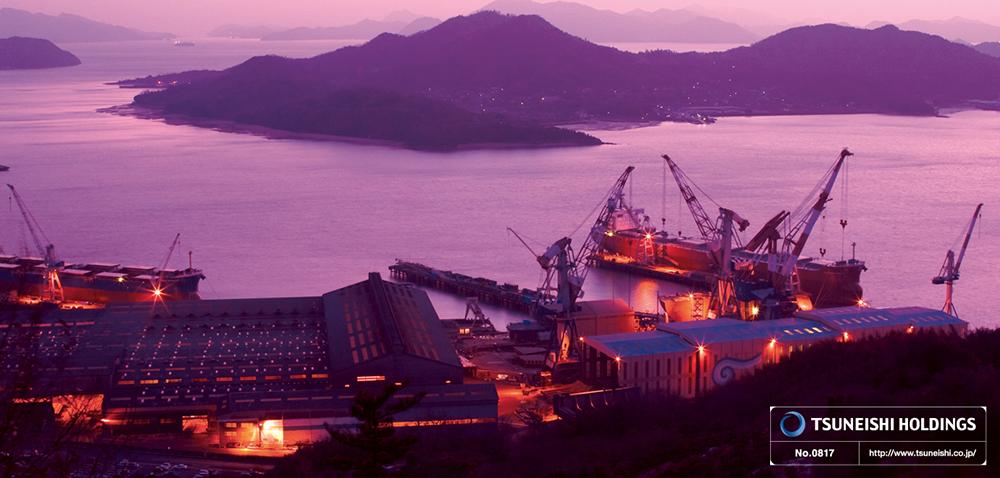 Tsuneishi Shipbuilding Co., Ltd. - Factory