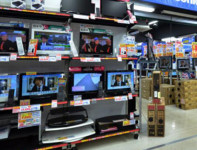 Japan major electric appliances retailers expect higher profits this year