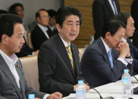 World Bank head optimistic about Abe's 3rd arrow of Abenomics