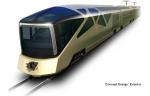 JR East Luxury Sleeper Train - Concept Design: Exterior
