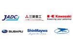 Japan Aircraft Industries (JAI) – Mitsubishi Heavy Industries, Ltd. (MHI); Kawasaki Heavy Industries, Ltd. (KHI); Fuji Heavy Industries Ltd. (FHI); ShinMaywa Industries, Ltd. (SMIC); and NIPPI Corporation (NIPPI)